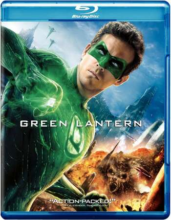 Green Lantern (2011) Dual Audio Hindi 720p BluRay x264 800MB Full Movie Download