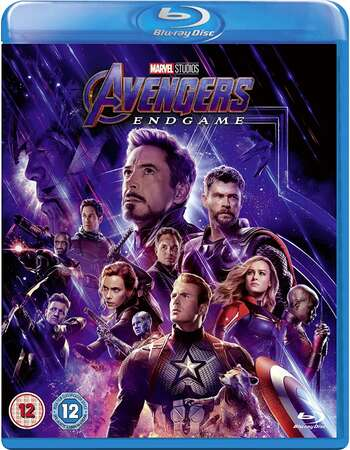 Avengers Endgame (2019) Dual Audio Hindi 480p BluRay 550MB ESubs Full Movie Download