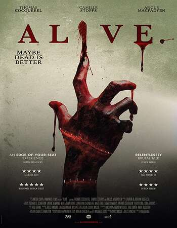 Alive 2019 English 720p WEB-DL 800MB Download