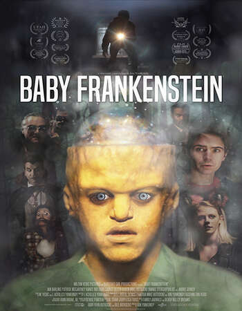 Baby Frankenstein 2020 English 720p WEB-DL 750MB ESubs