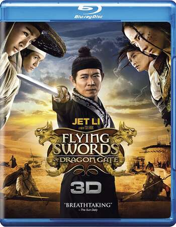 Flying Swords of Dragon Gate (2011) Dual Audio Hindi 720p BluRay x264 900MB Full Movie Download