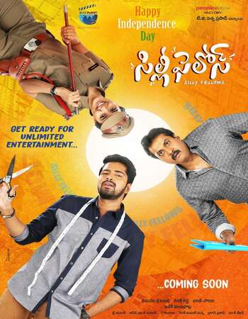 Silly Fellows (2018) Dual Audio Hindi 720p HDRip x264 1GB Full Movie Download