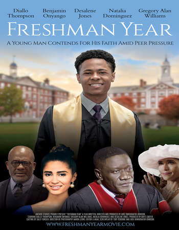Freshman Year 2019 English 720p WEB-DL 900MB ESubs