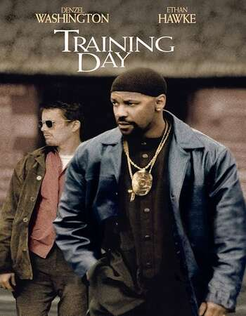 Training Day 2001 English 720p BluRay 1GB Download