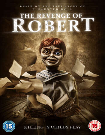 The Revenge of Robert the Doll (2018) Dual Audio Hindi 480p WEB-DL 250MB Full Movie Download