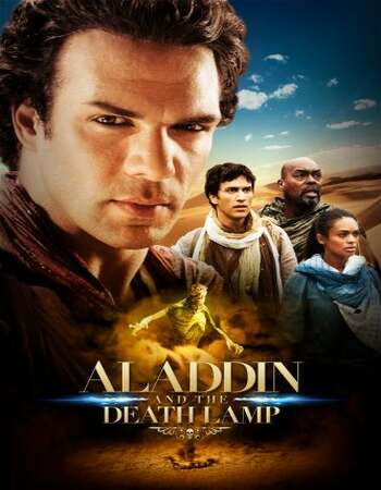 Aladdin and the Death Lamp (2020) Hindi Dubbed 480p WEB-DL 250MB Full Movie Download