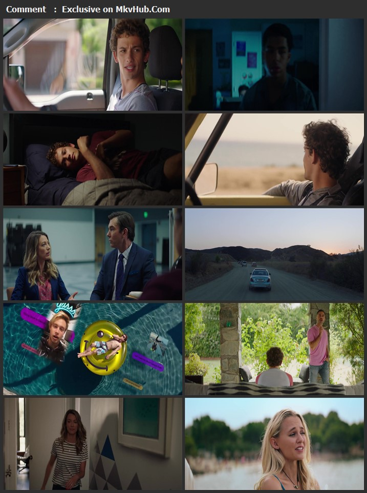 The Fk-It List 2020 English 720p WEB-DL 900MB MSubs Download