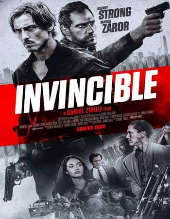 Invincible 2020 English 720p WEB-DL 800MB Download