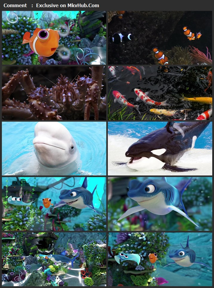 Shark School 2020 English 720p WEB-DL 550MB Download