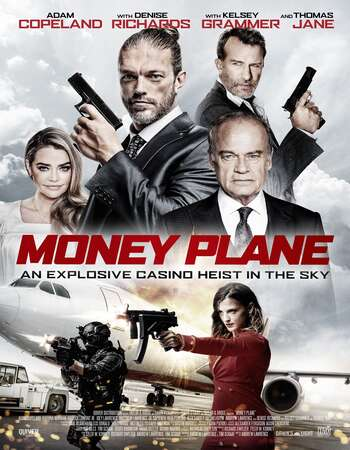 Money Plane 2020 English 720p WEB-DL 700MB ESubs