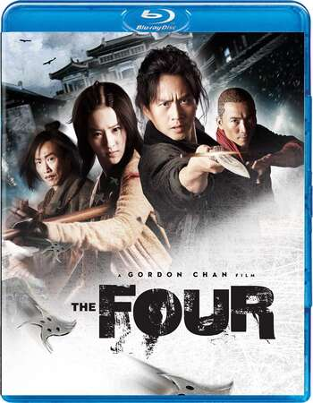 The Four (2012) Dual Audio Hindi 480p BluRay x264 400MB ESubs Full Movie Download