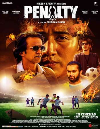 Penalty (2019) Hindi 720p WEB-DL x264 950MB Full Movie Download