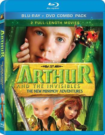 Arthur and the Invisibles (2006) Dual Audio Hindi 720p BluRay x264 900MB Full Movie Download