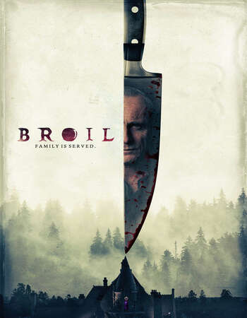 Broil 2020 English 720p WEB-DL 800MB Download