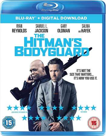 The Hitman's Bodyguard (2017) Hindi 720p BluRay x264 900MB ESubs Full Movie Download