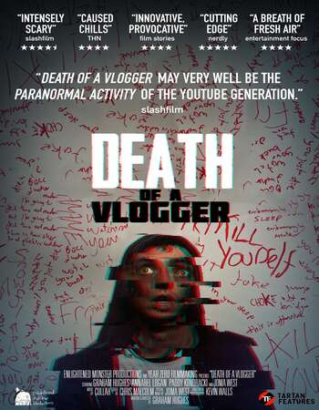 Death of a Vlogger 2020 English 720p WEB-DL 800MB Download