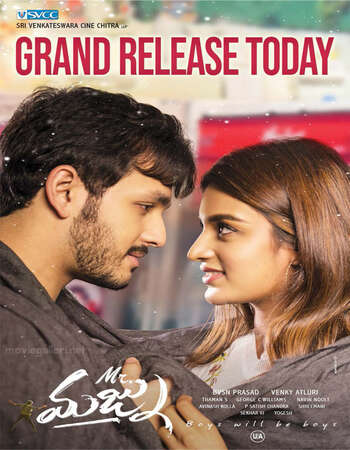 Mr. Majnu (2019) Dual Audio Hindi 480p WEB-DL x264 450MB ESubs Full Movie Download