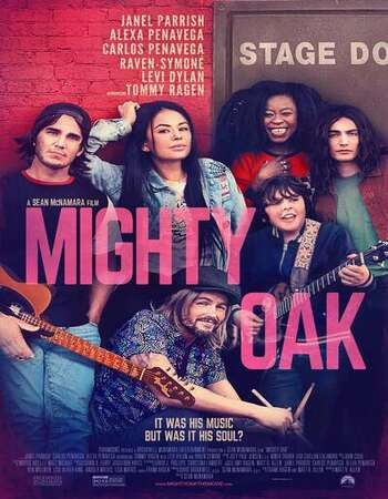 Mighty Oak 2020 English 720p WEB-DL 900MB Download