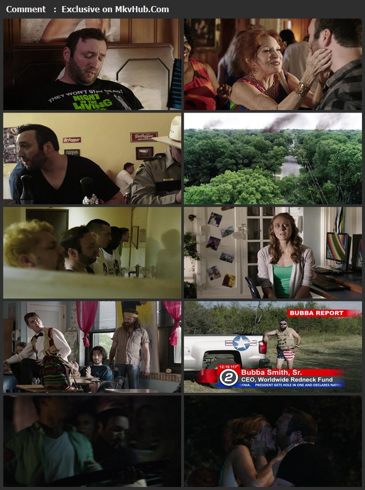 Fat Ass Zombies 2020 English 720p WEB-DL 750MB ESubs Download