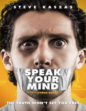 Speak Your Mind 2020 English 720p WEB-DL 900MB Download