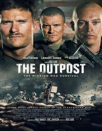The Outpost (2020) English 720p WEB-DL x264 900MB ESubs
