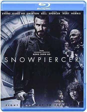 Snowpiercer (2013) Dual Audio Hindi 720p BluRay x264 1.1GB Full Movie Download