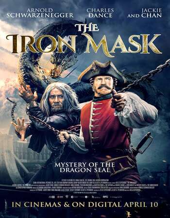 Journey to China: The Mystery of Iron Mask 2019 English 1080p BluRay 2GB ESubs