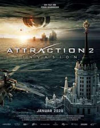 Attraction 2 Invasion 2020 English 720p BluRay 1.1GB ESubs