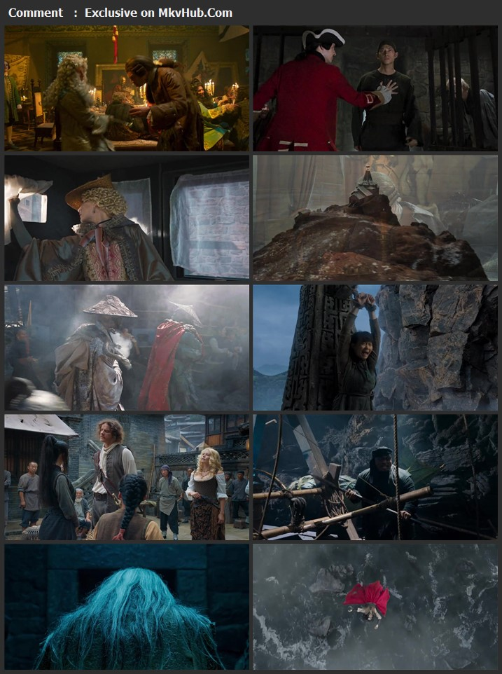 Journey to China: The Mystery of Iron Mask 2019 English 720p BluRay 1GB Download