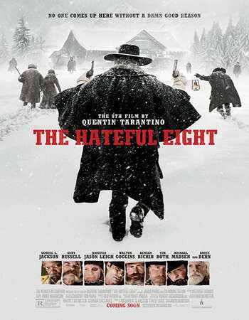 The Hateful Eight 2015 English 720p BluRay 1.4GB ESubs