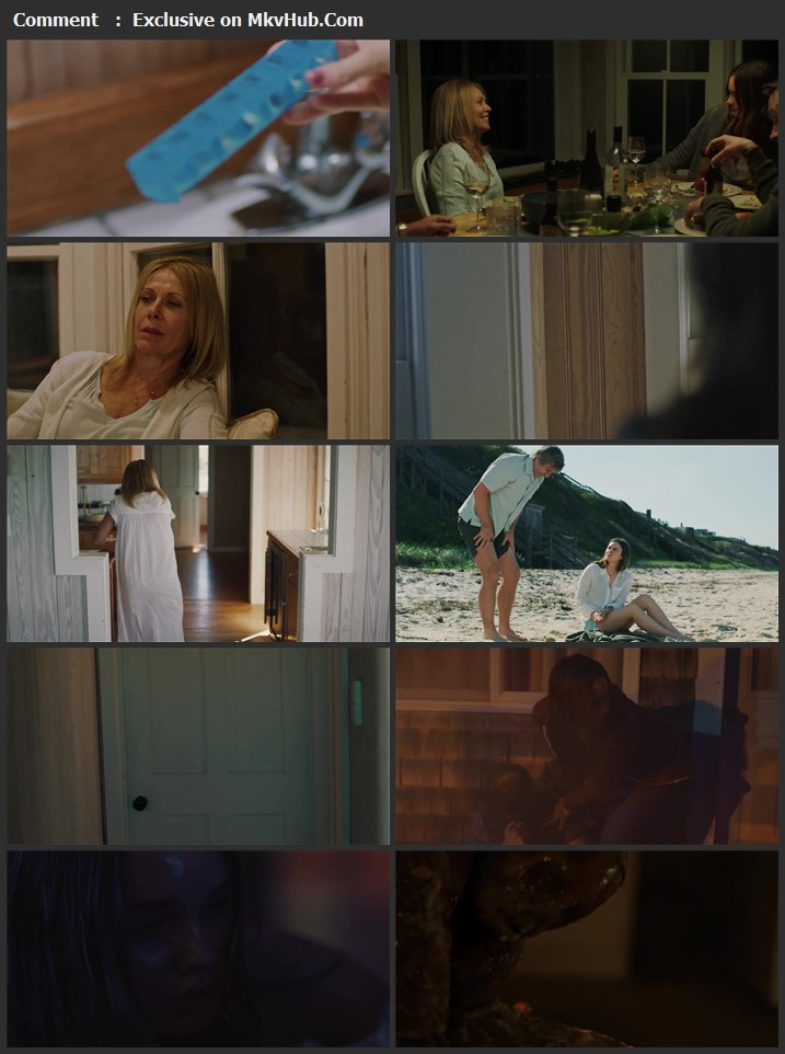 The Beach House 2020 English 720p WEB-DL 800MB Download