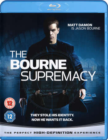 The Bourne Supremacy (2004) Dual Audio Hindi 480p BluRay 350MB ESubs Full Movie Download