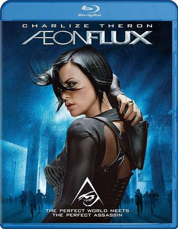 Æon Flux (2005) Dual Audio Hindi 720p BluRay x264 800MB Full Movie Download