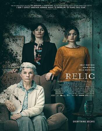 Relic 2020 English 720p WEB-DL 800MB Download