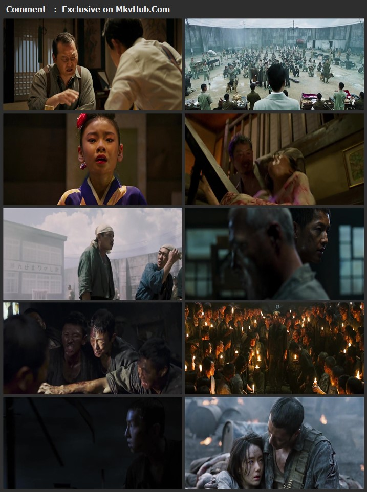 The Battleship Island 2017 Dual Audio [Hindi-Korean] 720p BluRay 1.1GB Download