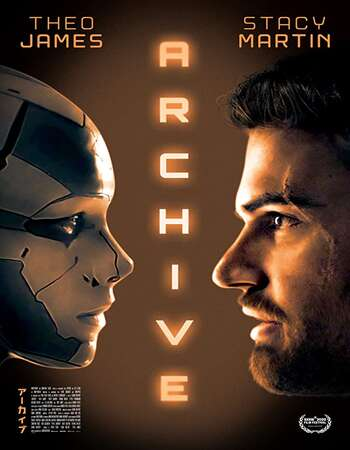Archive 2020 English 720p WEB-DL 950MB Download