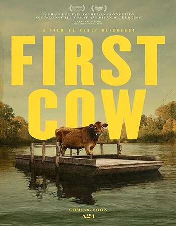 First Cow 2020 English 720p WEB-DL 1GB Download