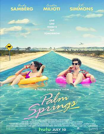 Palm Springs (2020) English 720p WEB-DL x264 750MB Full Movie Download