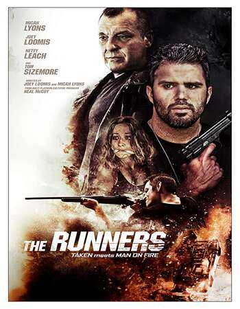 The Runners 2020 English 720p WEB-DL 800MB Download