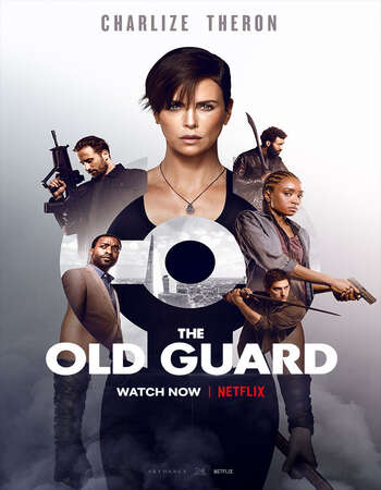 The Old Guard 2020 Dual Audio [Hindi-English] 720p WEB-DL 1GB ESubs