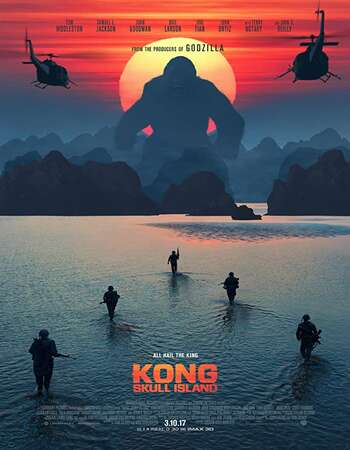 Kong: Skull Island 2017 Dual Audio [Hindi-English] 720p BluRay 1GB Download