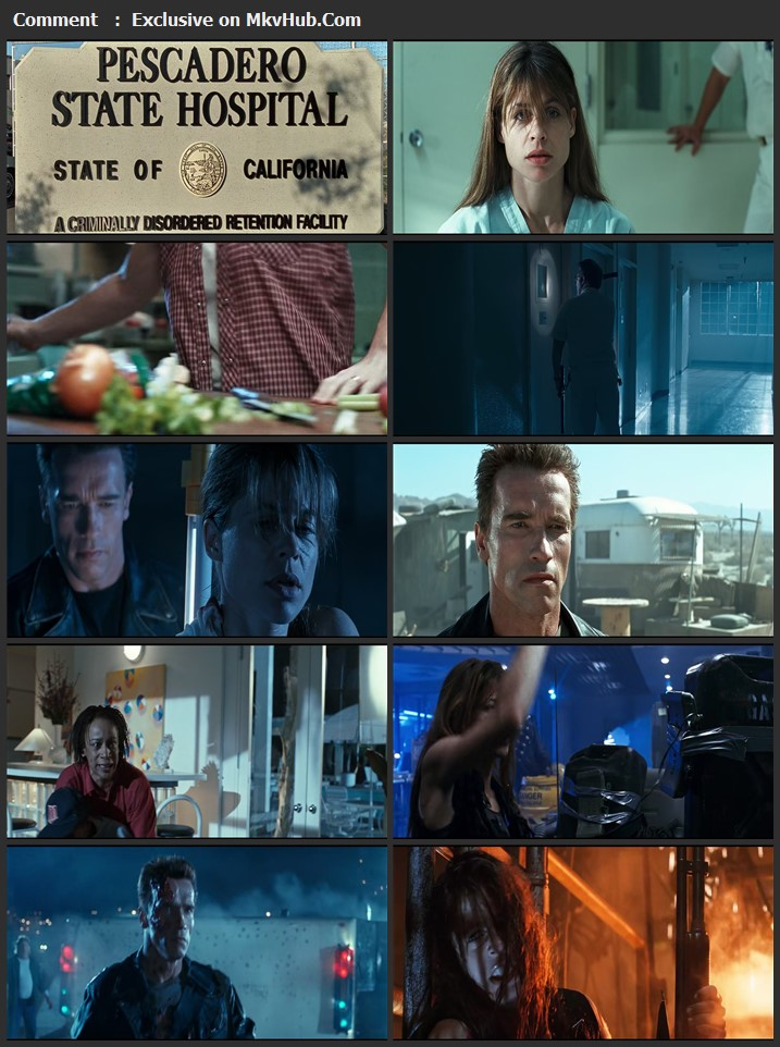 Terminator 2: Judgment Day 1991 English 720p BluRay 1GB Download