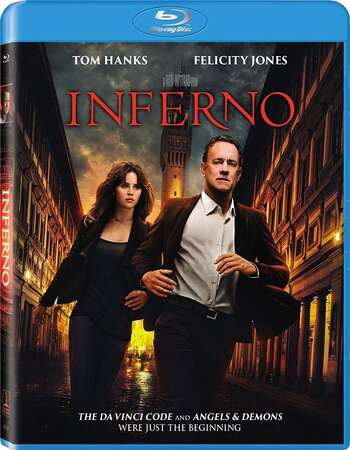 Inferno (2016) Dual Audio Hindi 720p BluRay x264 950MB Full Movie Download