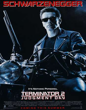 Terminator 2: Judgment Day 1991 English 720p BluRay 1GB ESubs