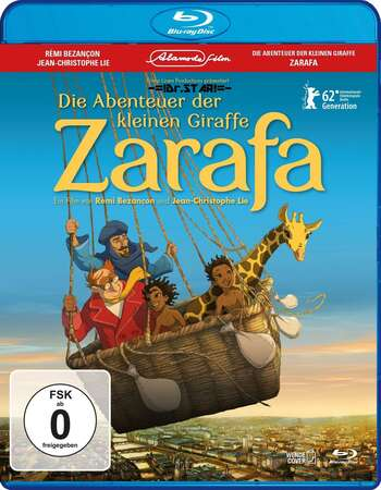 Zarafa (2012) Dual Audio Hindi 480p BluRay x264 250MB ESubs Full Movie Download