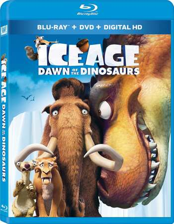 Ice Age Dawn of the Dinosaurs (2009) Dual Audio Hindi 480p BluRay 300MB Full Movie Download