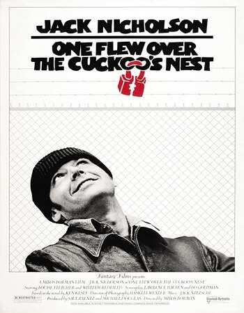 One Flew Over the Cuckoo's Nest 1975 English 720p BluRay 1GB Download
