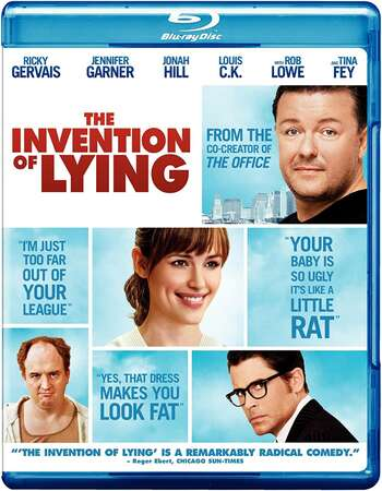The Invention of Lying (2009) Dual Audio Hindi 480p BluRay 300MB ESubs Full Movie Download