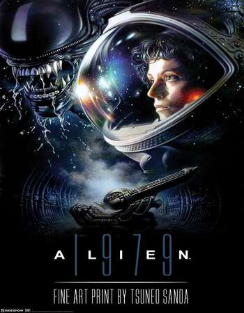 Alien 1979 English 720p BluRay 1GB ESubs