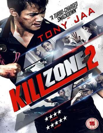 Kill Zone 2 (2015) Dual Audio Hindi 480p BluRay x264 400MB ESubs Full Movie Download